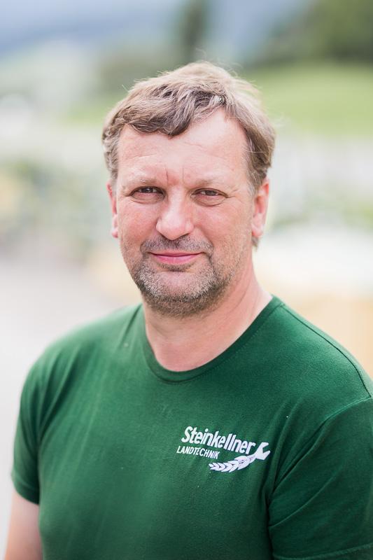 Hubert Steinbrugger Werkstattleiter